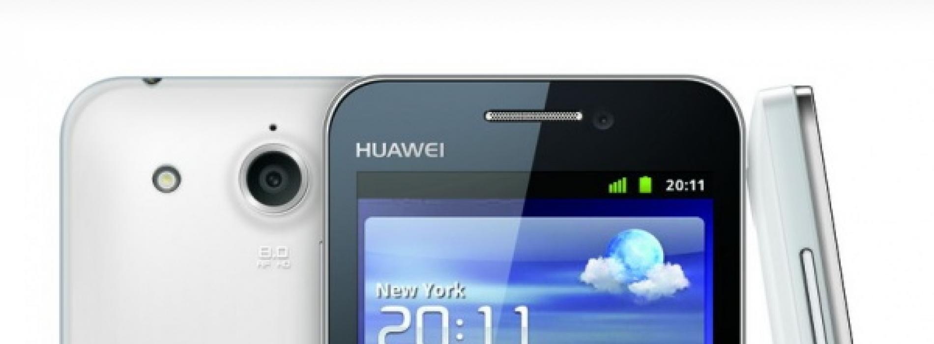 Huawei Honor (U8860) Review