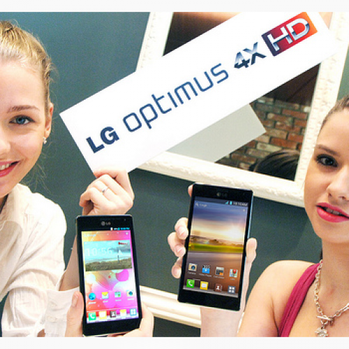 4.7-inch LG Optimus 4X HD debuts ahead of MWC