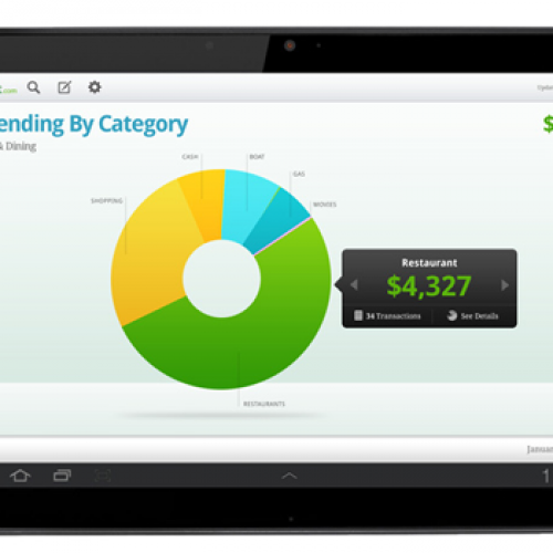 Mint.com optimizes app for Android tablets