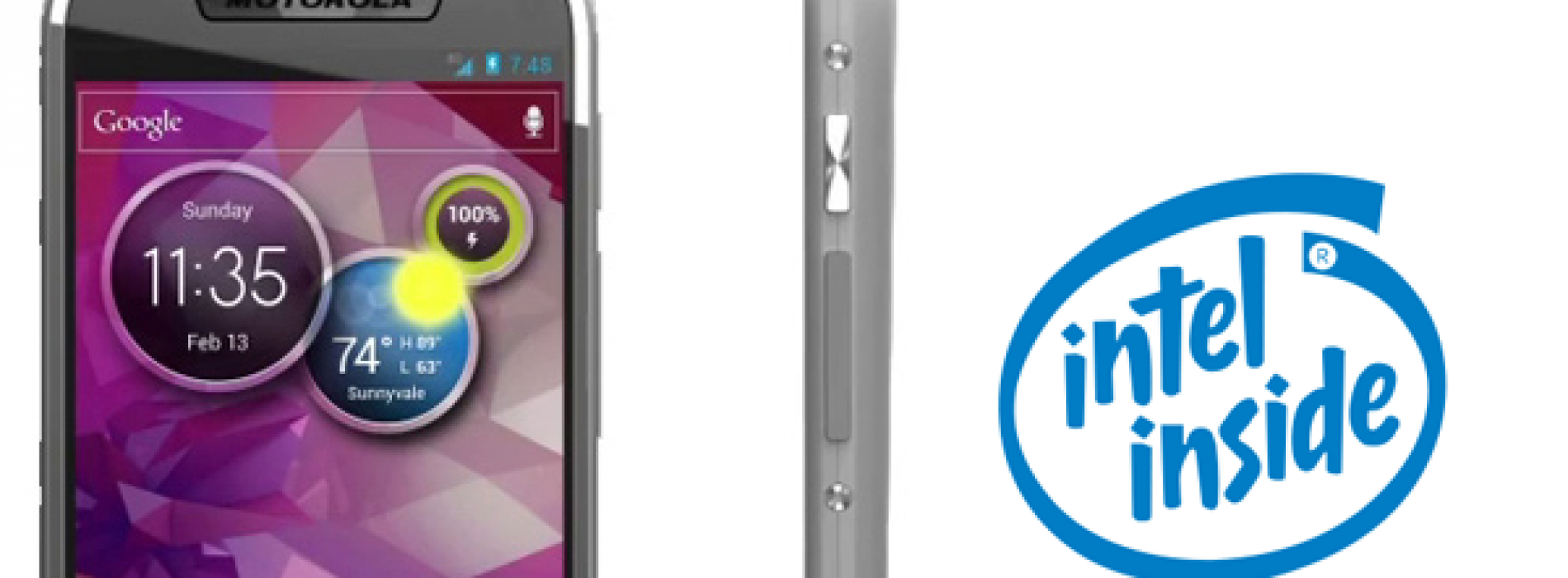 Motorola's first Android with Intel inside set for MWC