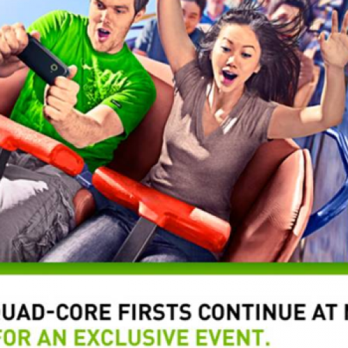 "NVIDIA promoting ""quad-core firsts"" for Mobile World Congress"
