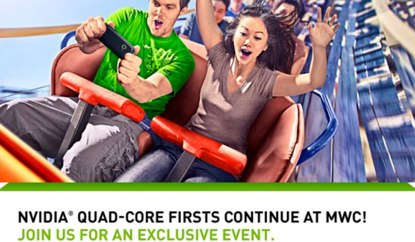 Nvidia Quad Core Invite Feature