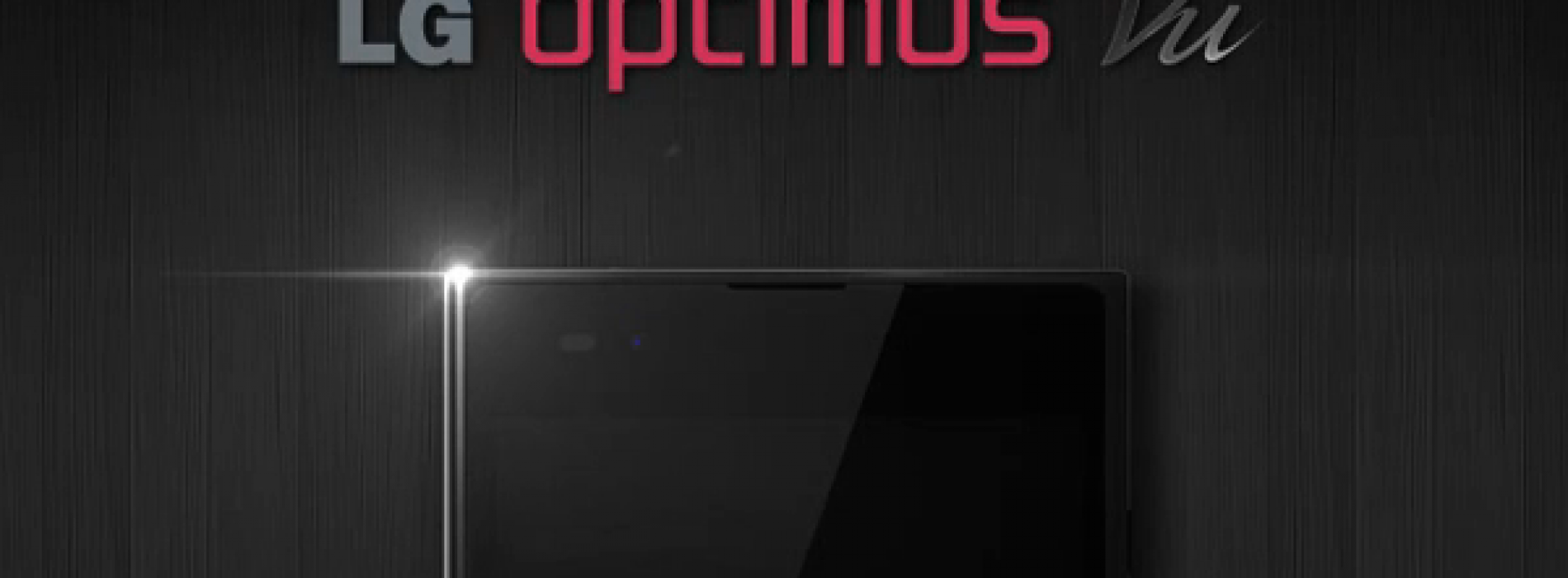 LG teases Optimus Vu, a 5-inch Android with 4:3 aspect ratio