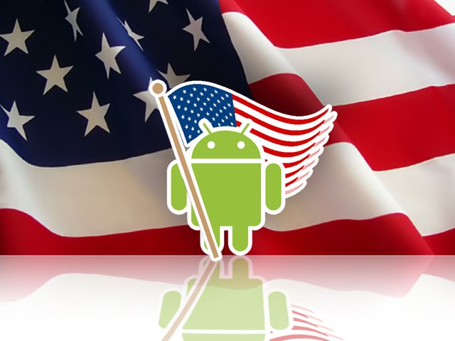 Patriotic Android