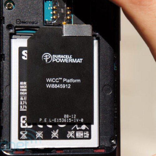 Duracell showcases Powermat WiCC, the future of wireless charging