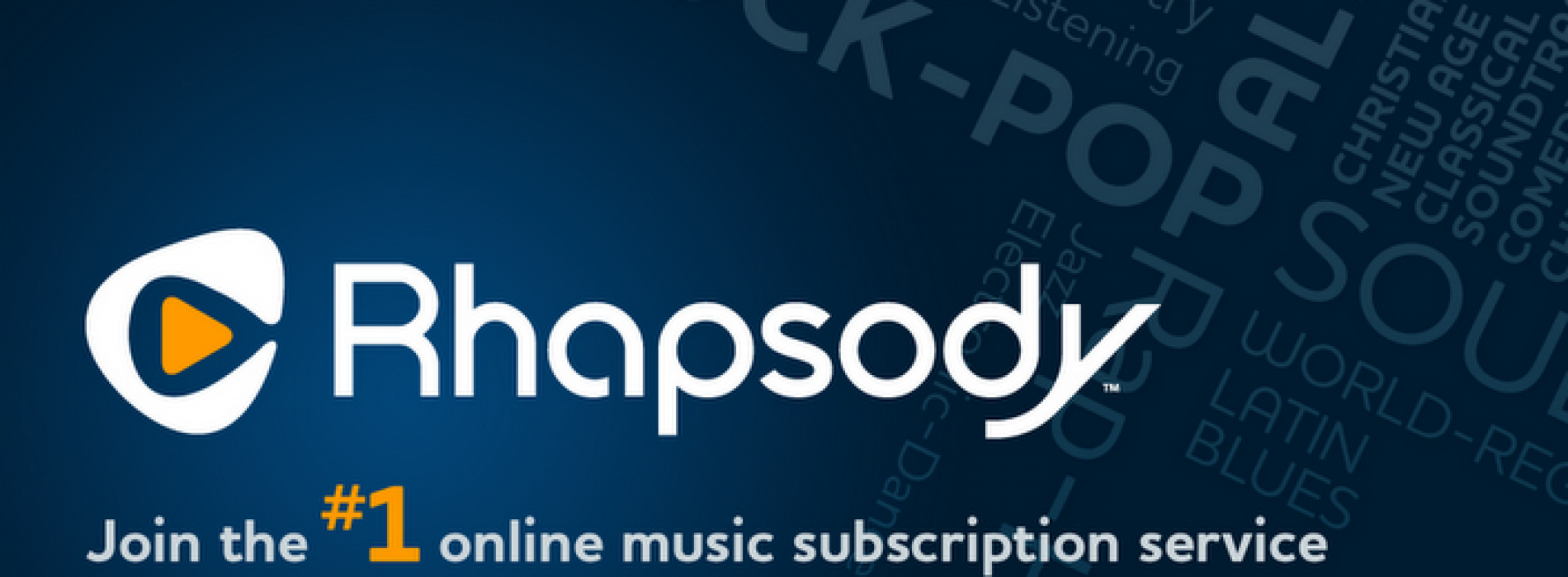 Rhapsody bows tablet-optimized version of music app