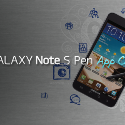 Samsung kicks off Galaxy Note S Pen App Challenge with $200,000 in prizes
