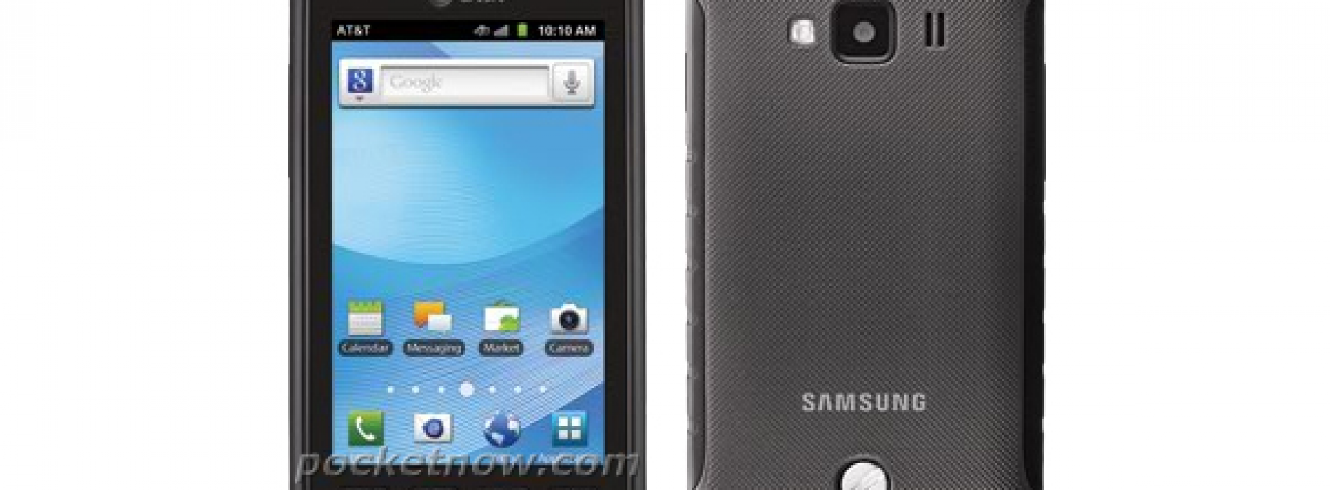 First look at AT&T's Samsung Rugby Smart