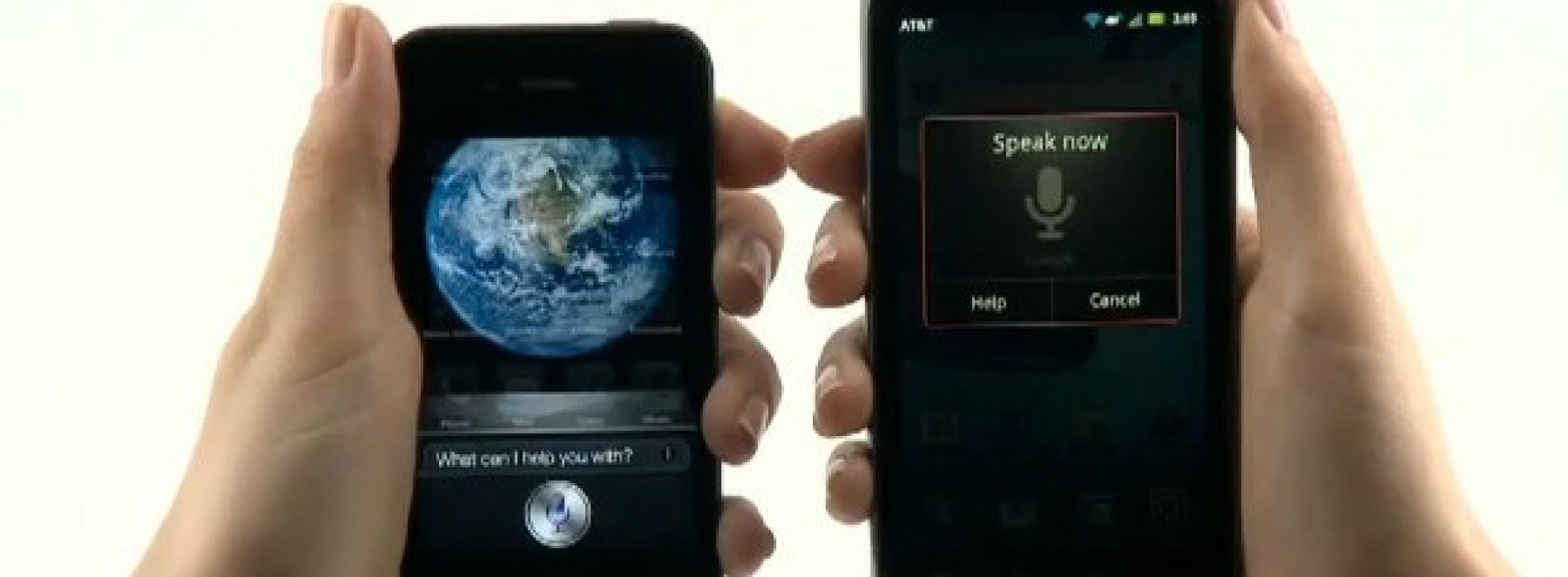 Motorola throws Siri and Voice Actions into the ring…Voice Actions wins?