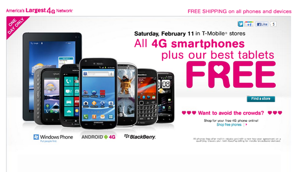 Learn more about innovative T-Mobile Android phones and discover our wide range of LG smartphone choices designed to help you stay entertained and informed on the go. Don't forget to browse the latest mobile accessories for your T-Mobile LG smartphone, the perfect companions for your device.