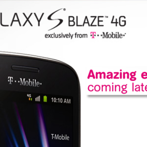 T-Mobile schedules $149 Galaxy S Blaze 4G for late March