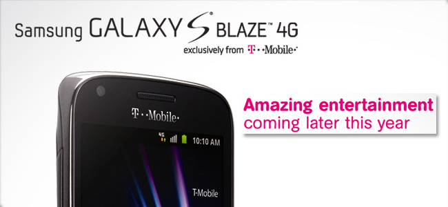 Tmob Blaze4g Feature