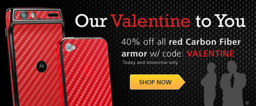 Valentines Email Banner V1