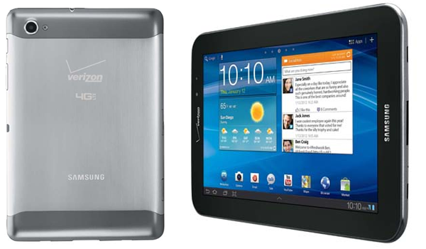 Verizon 4g Lte Tab77 Feature