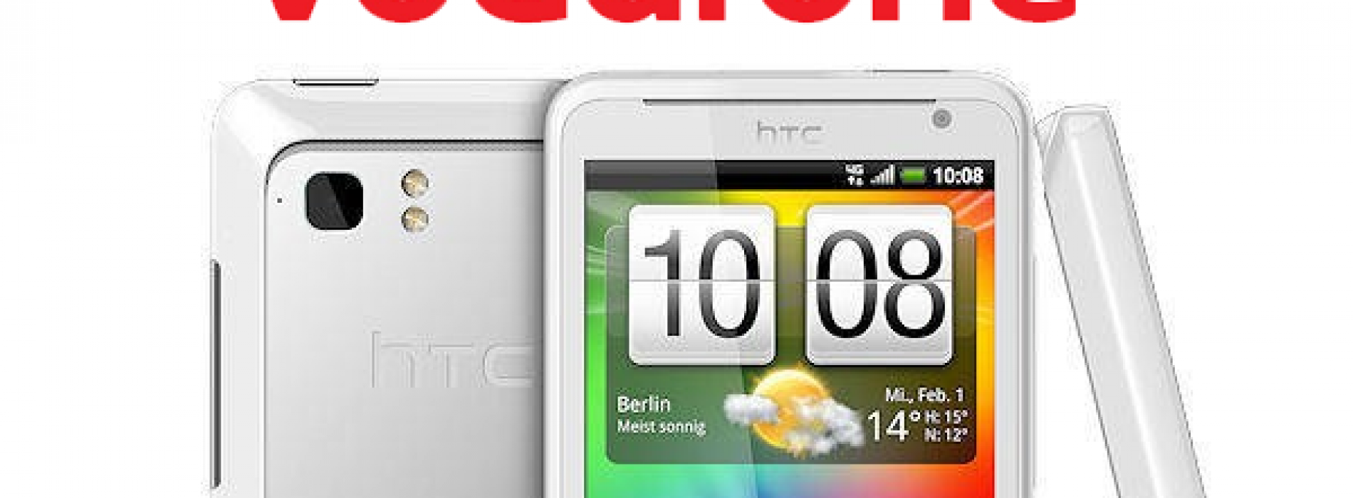 HTC Velocity bringing 4G LTE speeds to Vodafone Germany
