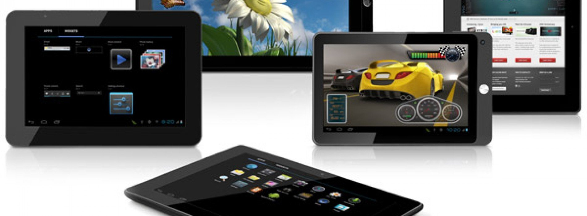 Coby's budget-friendly ICS tablets now shipping