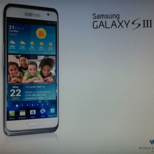 Samsung China CEO hints at Galaxy S III, to be launched by April?