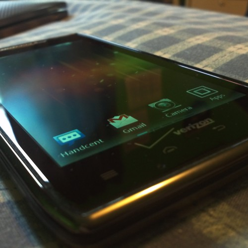 Review: Motorola's Droid Razr Maxx, the model of insane battery life