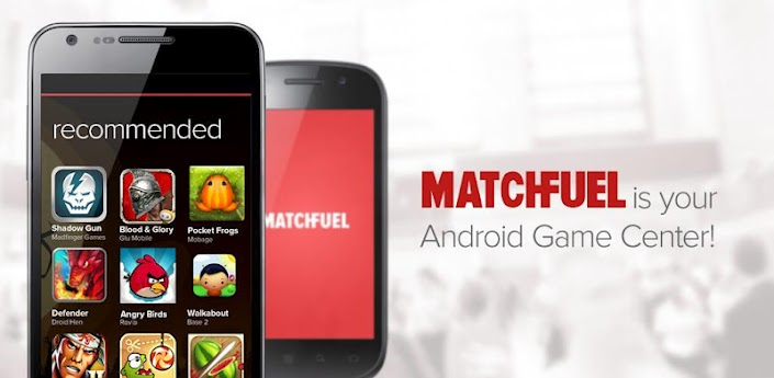 MatchFuel Logo