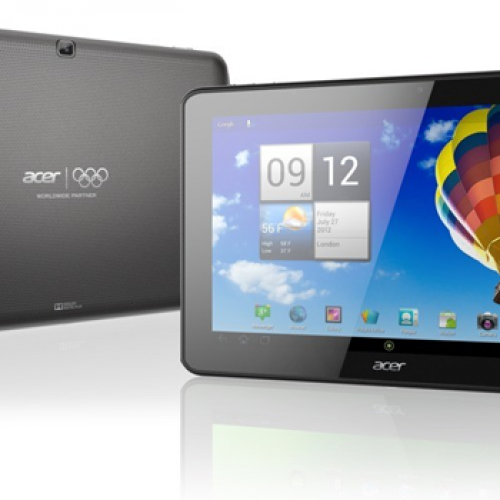 10-inch Acer Iconia Tab a510 officially debuts in U.S. and Canada