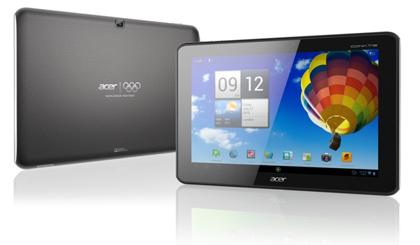 Acer Iconia Tab A501 Feature