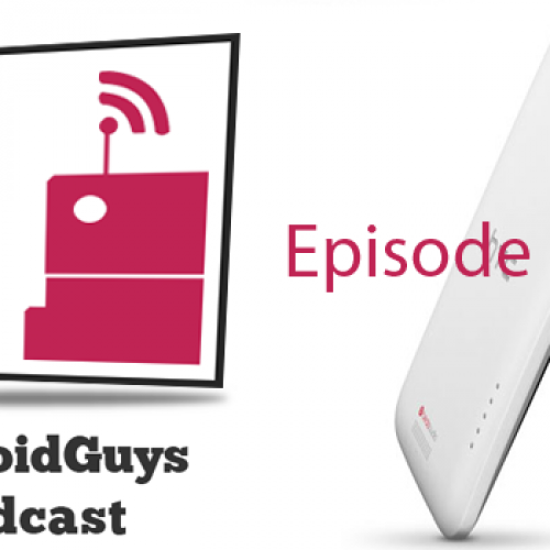 Listen Up: AndroidGuys Podcast Episode #116 now on demand