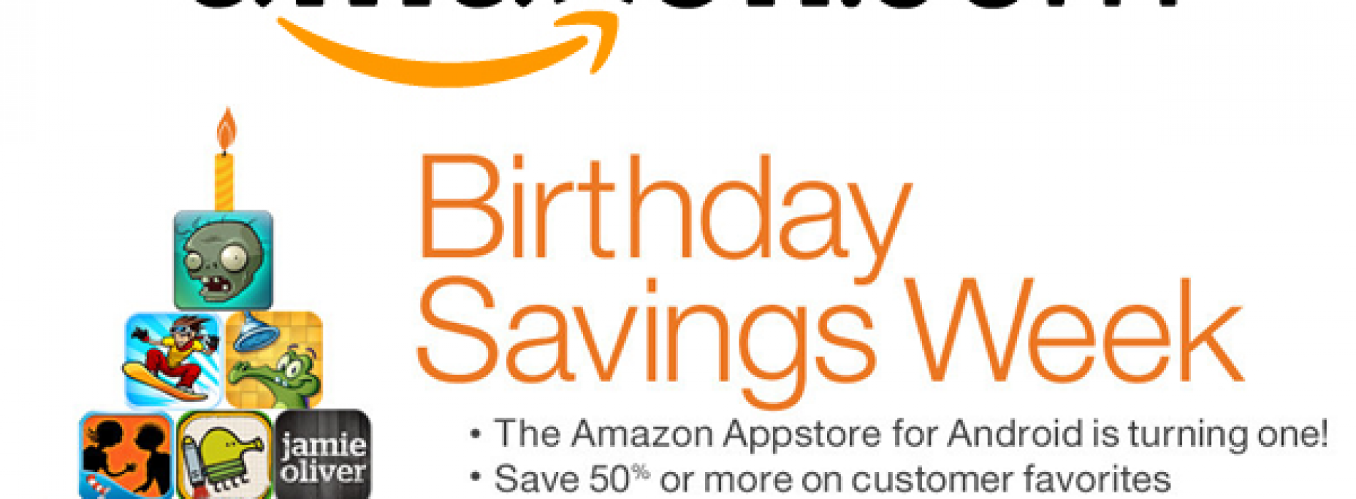 Amazon celebrates Appstore anniversary with discounts and free Kindle Fire tablets