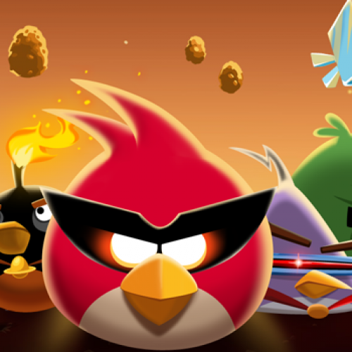 Angry Birds Space finally enters the atmosphere