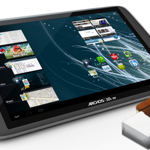 Archos serves up Ice Cream Sandwich for G9 series tablets