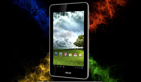 Asus Google Nexus Tablet Feature