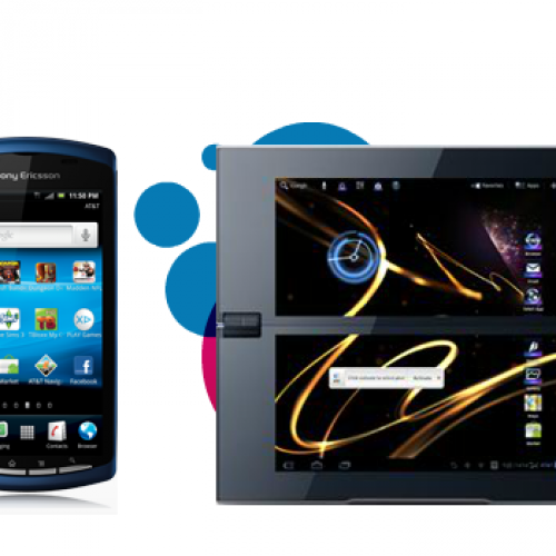 Save $100! Buy Sony Tablet P and XPERIA Play for $299 from AT&T