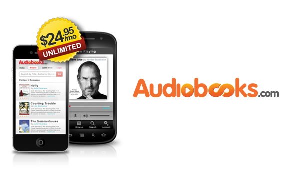 Audiobooks Feature