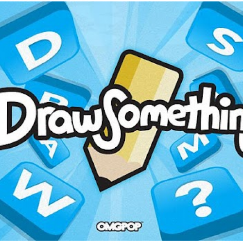 Future versions of Draw Something to include chat, picture saving