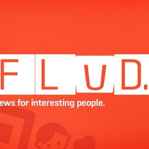Flud News aims to change the way we look at news sharing