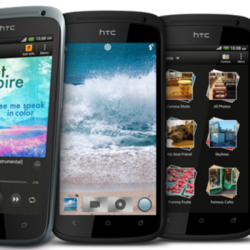 HTC One S with S3 processor being sold in select Asian and European markets