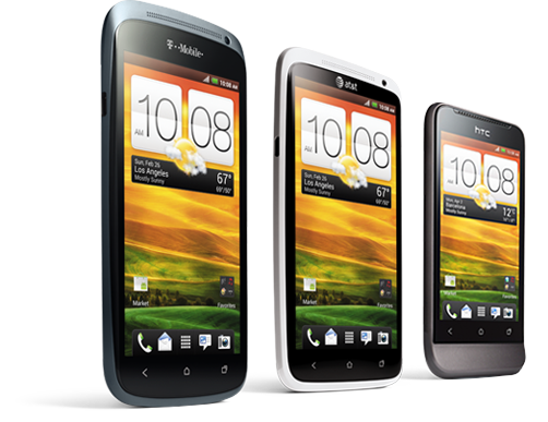 Htc Sense Feature One Series
