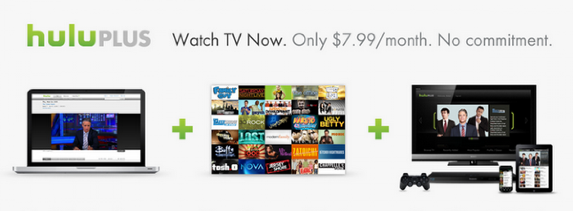 Hulu Plus optimized for smattering of Android tablets