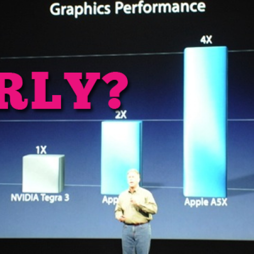 NVIDIA to Apple: Prove your graphics claims for the new iPad