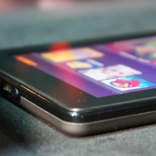 New Kindle Fire months from production?