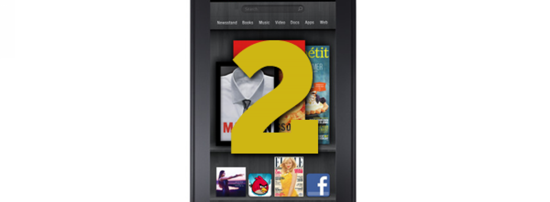 Multiple Kindle Fire successors due, including a 4G LTE model