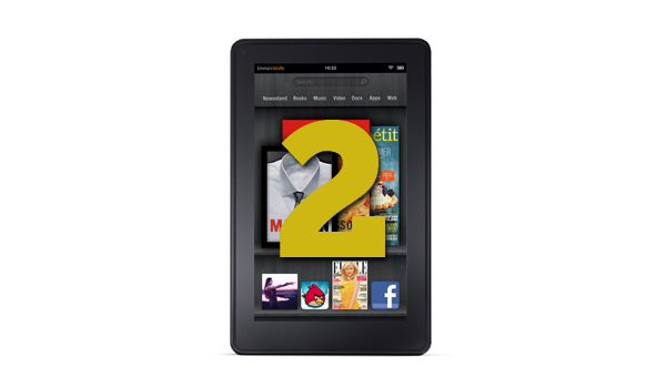 Kindle Fire 2 Feature