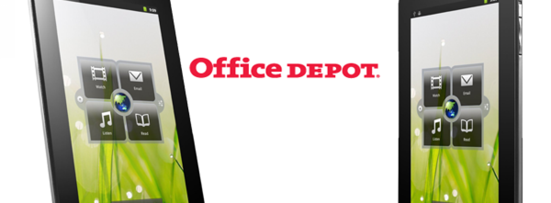 Office Depot now offering $199 Lenovo IdeaPad Tablet A1