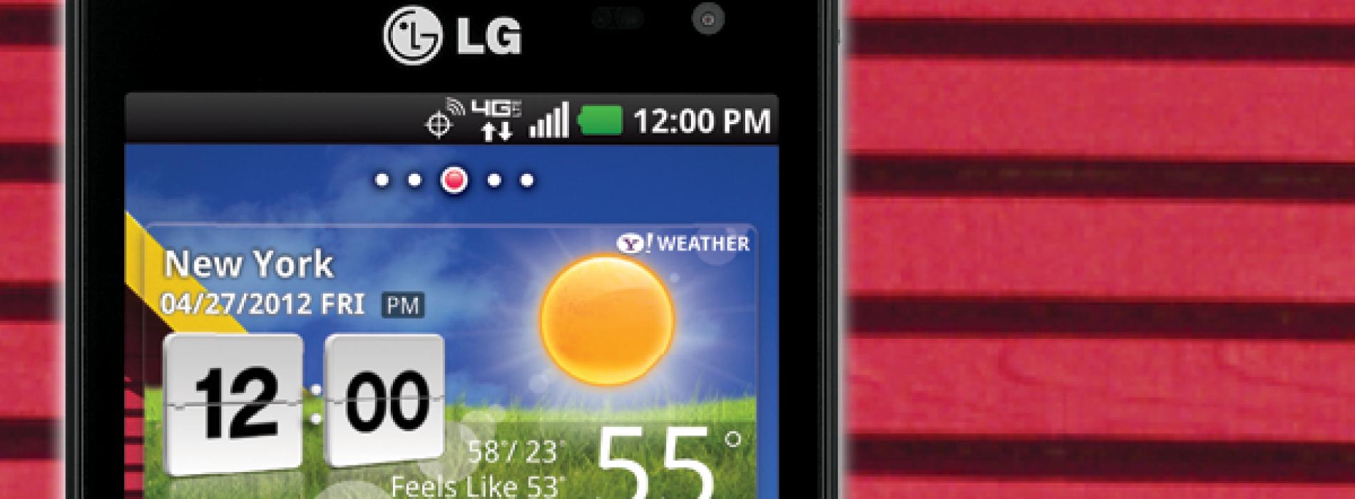 Verizon announces $79 LG Lucid for March 29