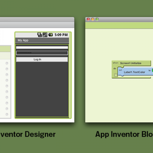 MIT offering public beta of App Inventor