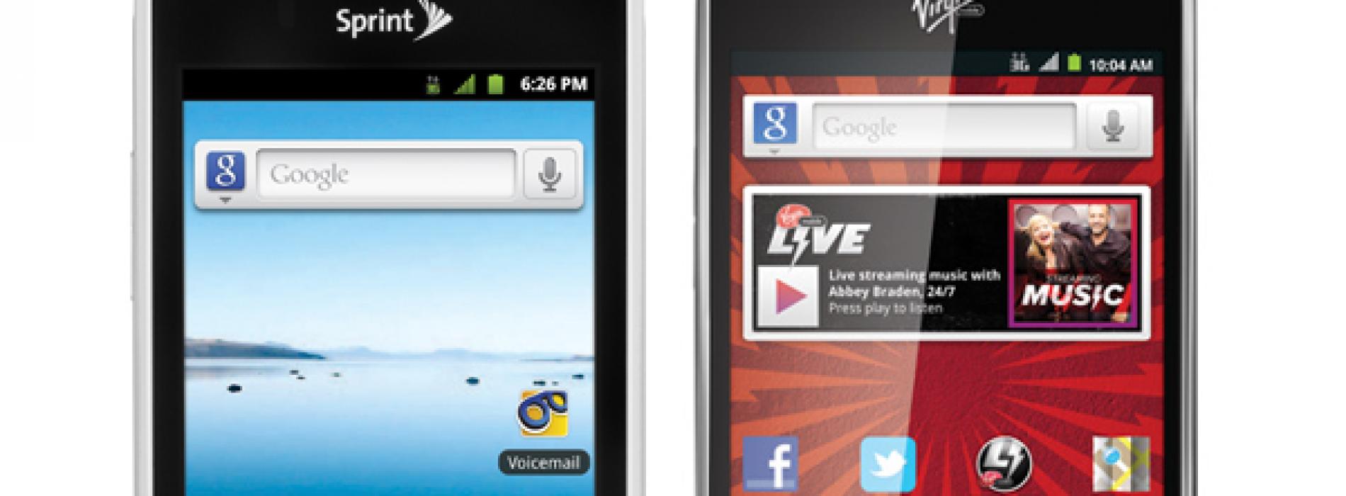 LG Optimus Elite leaks with Sprint, Virgin Mobilebranding