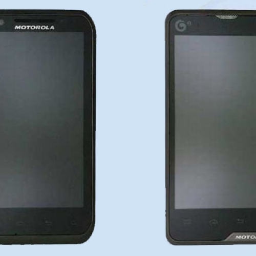Pair of unannounced mid-range Motorola handsets emerge in leaks