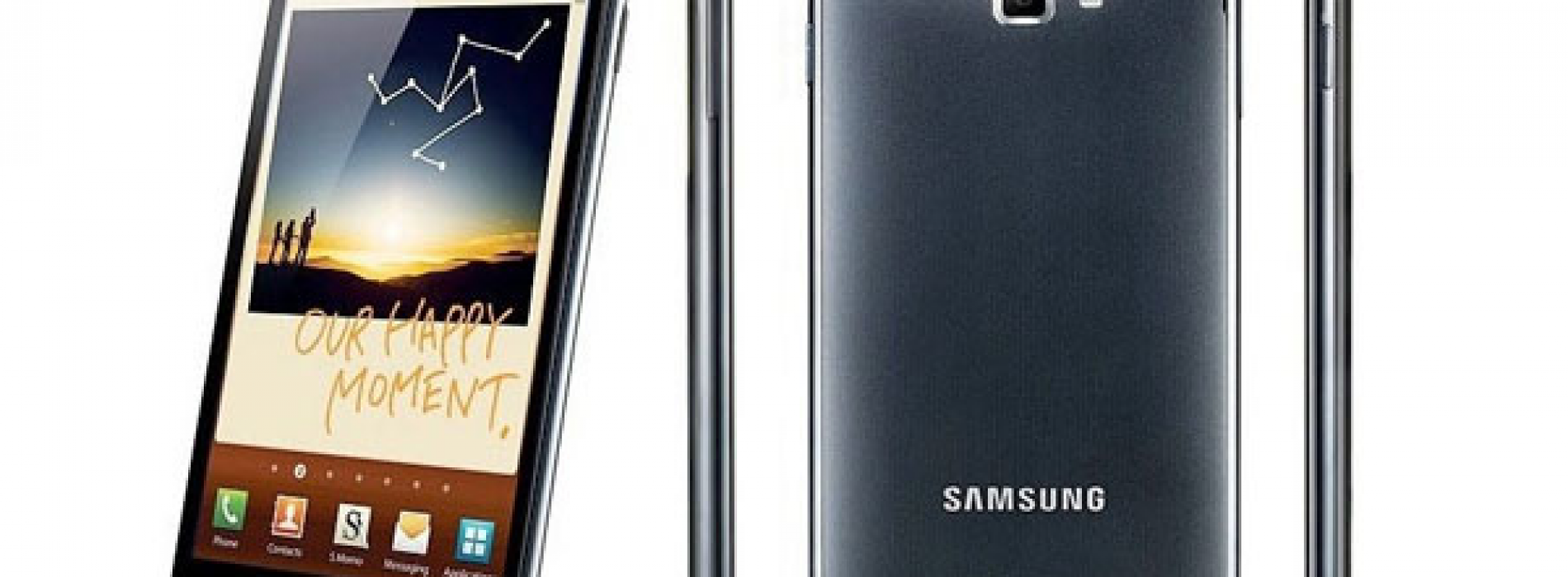 Samsung: 5 Million Galaxy Notes sold and climbing