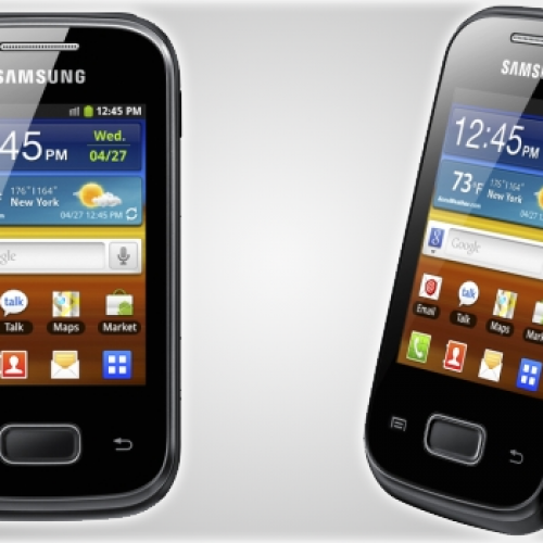Samsung Galaxy Pocket announced for international market
