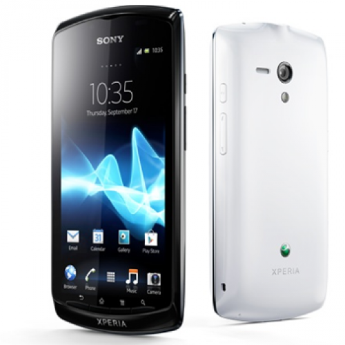 Sony announces Android 4.0-powered Xperia Neo L MT25i