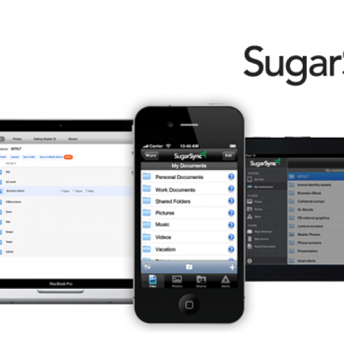 SugarSync updated with new sharing, management features